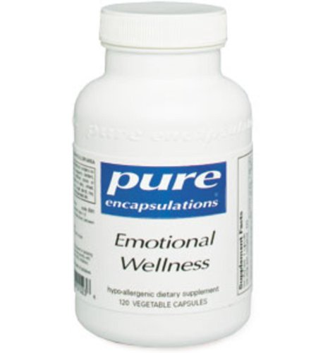Emotional Wellness 60Ct By Pure Encapsulations