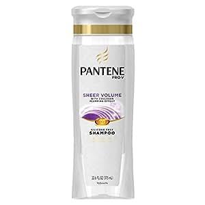 Pantene Pro V Fine Hair Solutions Volume Silicone Free Shampoo 25.4 fl oz