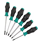 Wera Kraftform Comfort General Purpose Screwdriver Set 6 Pieces
