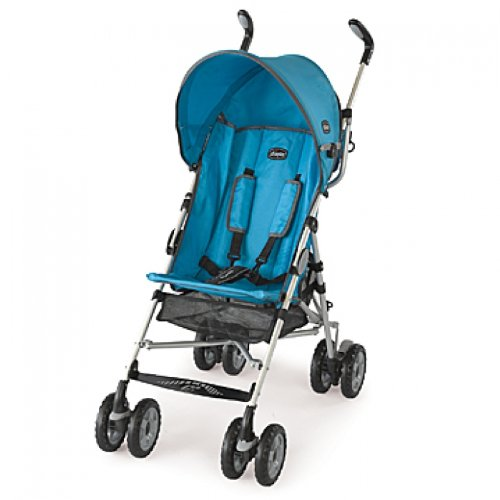 Chicco Ct0.6 Capri Lightweight Stroller, Topazio