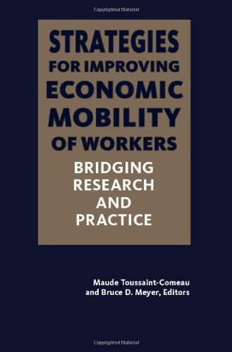 Strategies for Improving Economic Mobility of Workers