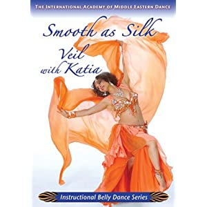 Smooth as Silk - Veil Belly Dance with Katia