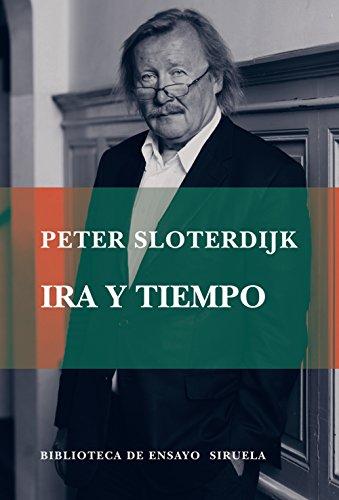 Portada del libro Ira y tiempo de Peter Sloterdijk