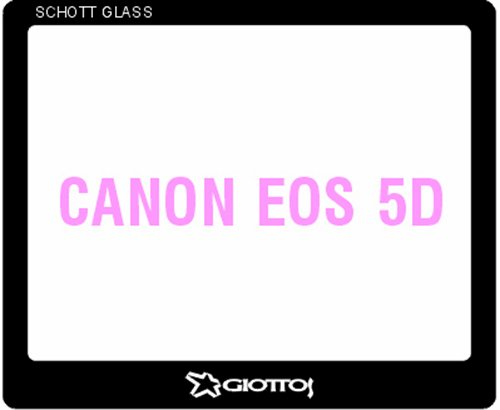 Giottos Sp8253 Aegis Multi-Coated Lcd Screen Protector For Canon Eos 5D, Rebel Xs And Olympus E410/E510
