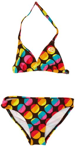 Rip Curl Dots Triangle Girl's Swimsuit