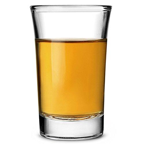 City bicchierini 1,75 oz ml/50-Set di 6 bicchierini da liquore bicchieri da liquore, Boston bicchieri