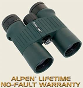 Alpen Optics Apex XP 8x42 Waterproof Model 693 Hunting Binoculars