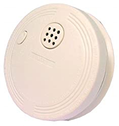 Smoke Alarm Battery Included by Yourspares