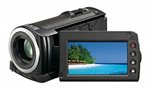 Sony HDR-CX100 AVCHD HD Camcorder with Smile Shutter & 10x Optical Zoom (Black)