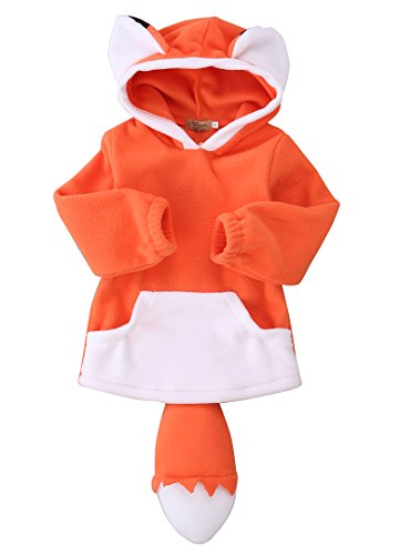 baby-kids-boys-girls-cute-fox-hooded-cape-cloak-hoodie-coat-outwear-0-1-years-orange