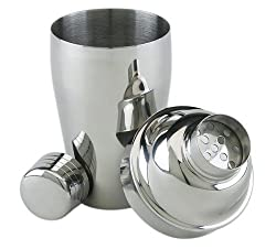 King International Stainless Steel Cocktail shaker 500 ml