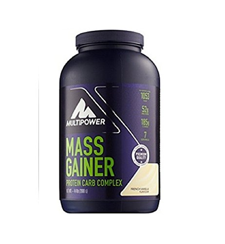 Multipower Mass Gainer 2kg - French Vanilla