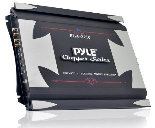Pyle Pla2210 1800W 2-Channel Chopper Amplifiers
