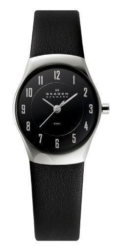 SKAGEN (スカーゲン) 腕時計 basic leather ladys 693XSSLB レディース [正規輸入品]