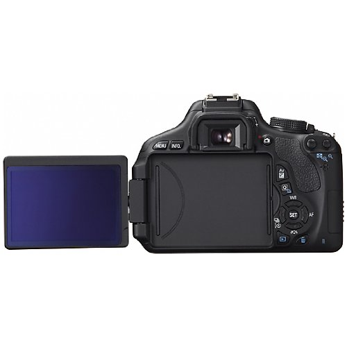 Canon EOS Rebel T3I 18MP Digital SLR Camera Body (kit box) best price