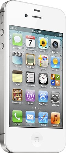 Virgin Mobile - Apple Iphone 4s 16gb Memory No-contract