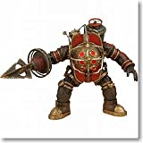 NECA Bioshock 2 Ultra Deluxe Exclusive Action Figure Big Daddy Elite Bouncer