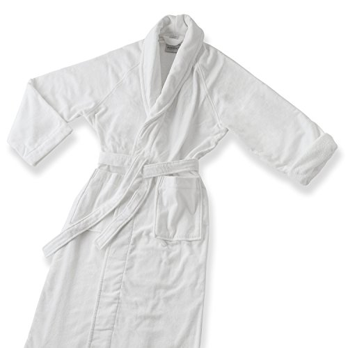 "Robe Accommodation: Mascioni ""Hotel Collection"" Luxury Bath Robe (100% Turkish"