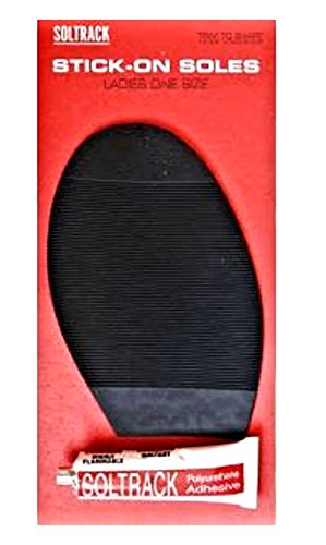 ecobbler-ladies-shoe-repair-kits-1-pair-of-soles-in-black-with-glue