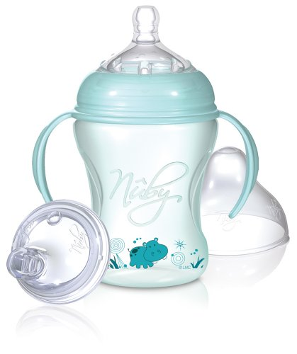 Natural Touch 3 Stage Feeding System, 8 Ounce Picture