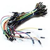 RioRand Breadboard jumper wire 75pcs pack