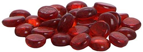 Arcane Tinmen 20205 - Gaming Counter Ruby Red, 30 Stück