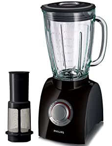 Philips HR2084/90 Black Blender