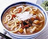 【つゆ・具付き】 讃岐カレーうどん 1,2kg(4食入)
