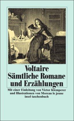 Buchseite und Rezensionen zu 'Sämtliche Romane und Erzählungen (insel taschenbuch)' von Voltaire