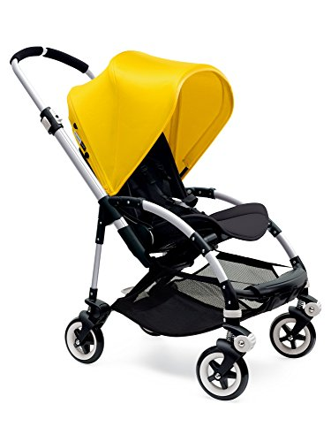 Bugaboo Bee3 Sun Canopy, Bright Yellow