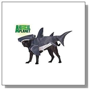8eighteen Animal Planet Hammerhead Shark Dog Pet Costume