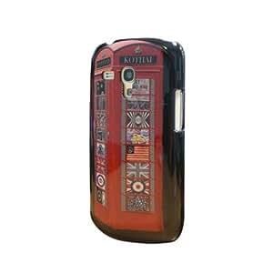 Kothai KOSP0048 Coque pour Samsung Galaxy S3 Mini Motif Brit Box