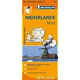 Niederlande Nord (Regionalkarten)