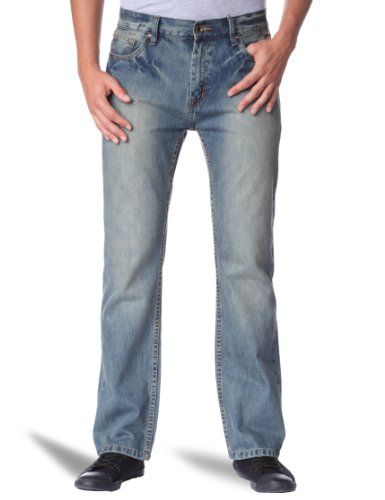 BILLABONG The Point Relaxed Men's Jeans Dirty Small/Medium