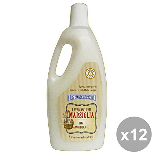 Set 12 I PROVENZALI Bucato MARSIGLIA 1 Lt. Detergenti Casa