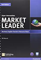 Market Leader 3rd Edition Upper Intermediate Teacher's Resource Book and Test Master CD-ROM Pack
