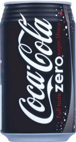 (お徳用ボックス) コカ・コーラ ゼロ 350ml缶×24本