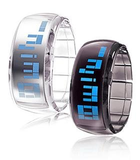 Blue Led Watch