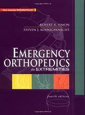 Simon s Emergency Orthopedics by Scott Sherman