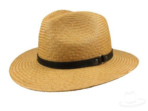 RENZO BRAUN Panamahut Panama Hut Strohhut von Mayser 61
