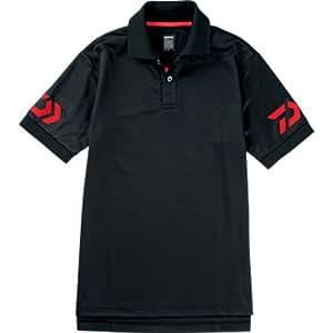 ダイワ(Daiwa) 半袖ポロシャツ DF-7903 ブラック 917056