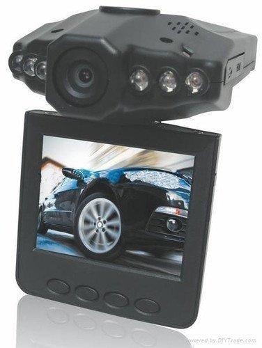 "Anself 2.5"" Auto HD DVR Kamera Recorder LED Überwachungskamera Camcorder Car DVR Video"