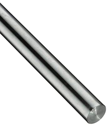 THK Steel Linear Motion Shaft Model SF8, 8mm Diameter x 50mm Length