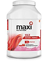 MaxiNutrition Max Protein Shake Powder 1 kg - Strawberry