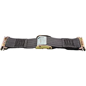 Monster Trucks MT10202 16-Feet Cambuckle Strap, Gray