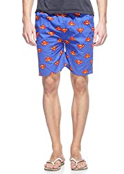 Lafantar Men's Cotton Boxer Shorts