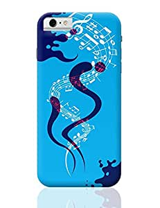 PosterGuy iPhone 6 / iPhone 6S Case Cover - Music Storm   Designed by: Codeburnerz Technologies