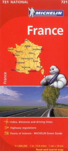 France (Maps/Country (Michelin))