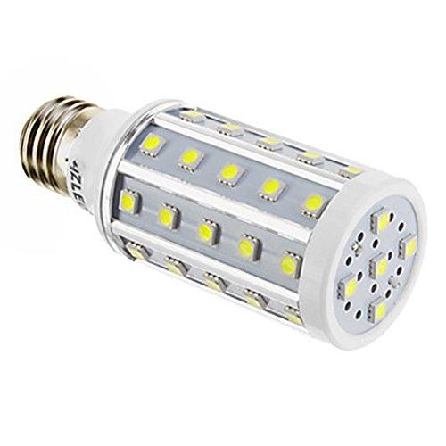 Generic E27 7W 45X5050Smd 600Lm 6000K Cool White Light Led Corn Bulb (85-265V)