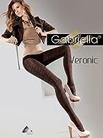 Gabriella Femmes Collants à Motif Mode GB 413 60 DEN